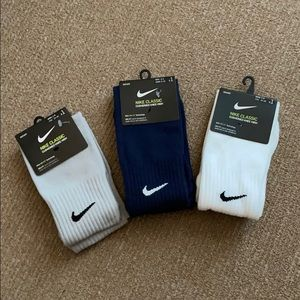 Brand new Nike classic knee high socks